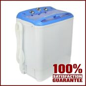 Washer And Dryer Combo Portable Washing Machine Stackable Cheap All In One 8lbs