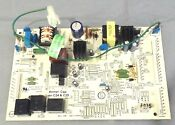 Ge Main Control Board For Ge Refrigerator 200d6221g015 White