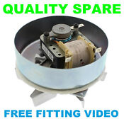 Oven Fan Motor Unit Assembly For Aga Falcon Mercury And Rangemaster