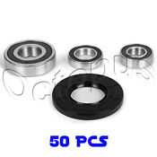 50pcs Whirlpool Duet Washer Front Load Quality Bearing Kit W10253866 W10253856