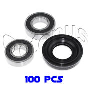 100pcs Whirlpool Duet Sport Front Load Washer Bearing Seal Kit Ap3970398