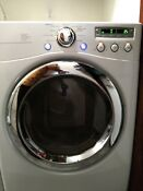 Lg Electric Dryer Dle5955w White Stackable Needs Cord