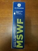 Genuine Ge Mswf Smartwater Fridge Water Filter Cartridge Sealed 1 Pack New