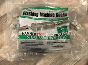 Hammerstop 60 In Washing Machine Hoses 2 Pack