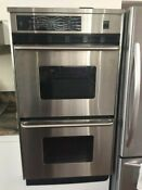 Frigidaire Feb798wcce 27 Stainless Double Electric Wall Oven