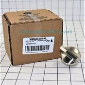 Ge Range Stove Oven Wb03x25796 Knob Stainless Steel