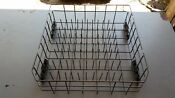 Kenmore Dishwasher Lower Dish Rack Complete Clean No Rust W10525641 W109