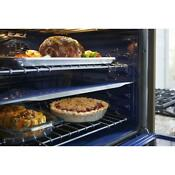 Samsung Electric 30 Flex Duo Self Cleaning Single Electric Wall Oven