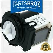 4681ea2001t Washer Drain Pump Motor For Kenmore And Lg Washers By Partsbroz
