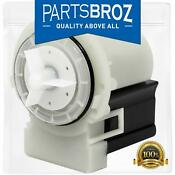 8181684 Washer Drain Pump For Kenmore Maytag Whirlpool