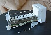 Replacement Ice Maker For Kitchenaid Refrigerator Ksrb25qabl01 And Many Others