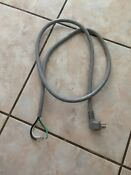 Miele Incognito Slimline 18 Dishwasher G818scvi M Nr 498a Power Cord