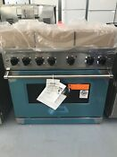 Viking Vgr5366bss Professional 5 Series 36 Inch Gas Freestanding Range Ss 2345