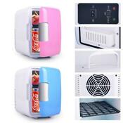 Refrigerator Electric Mini Fridge Cooler Warmer For Home Office Car Dorm 48 120w