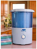 Compact And Lightweight Portable Spin Dryer
