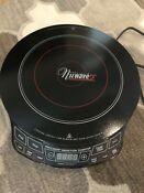 Never Used Nuwave Precision 2 Induction Cooktop Electric Black
