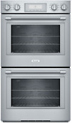 Thermador Professional Series Po302w 30 Double Wall Oven Stainless Steel