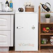 Dorm Fridge With Freezer 3 2 Cu Ft Mini Portable Compact Refrigerator White New