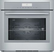 Thermador 30 Stainless Steel Single Electric Self Clean Wall Oven Med301ws