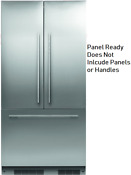 Fisher Paykel Rs36a72j1 36 Built In Panel Ready French Door Refrigerator