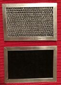 Ge Hotpoint Compatible 4 X 6 X 3 8 Activated Carbon Over Range Microwave Filters
