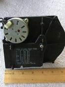 Genuine Oem Norge Maytag Washing Machine Timer Part 35 0485 New Old Stock