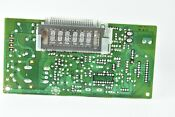 Genuine Ge Built In Oven Microwave Control Board Wb27k5309