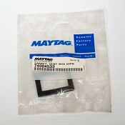 Maytag 74004533 Oven Vent Box Upper Gasket