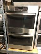 Ge 30 Built In Double Electric Wall Oven Stainless Steel