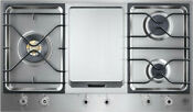 Bertazzoni Professional Series 36 Stainless Steel Segmented Cooktop Pm3630gx