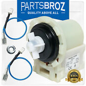 8540024 Water Pump For Whirlpool Washing Machines By Partsbroz