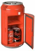 Coca Cola Coke Can Mini Fridge Refurbished Electric Coke Cooler 110ac