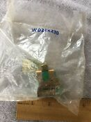 Ge Genuine Oem Dishwasher Water Inlet Valve Part Wd21x230 New Old Stock