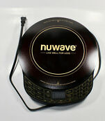 Nuwave Precision 2 Induction Cooking System Stove Cook Top Model 30141