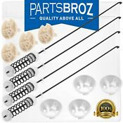 W10780048 Suspension Rod Kit For Whirlpool Washing Machines By Partsbroz