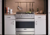 Viking D3 Rdsce2305bss 30 Ss 5 Burner Dual Flow Electric Convection Range
