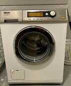 Miele Commercial Stackable Washing Machine Pt 6068 15 Lb Capacity Euc