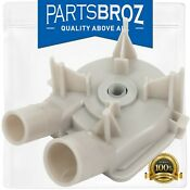 3363394 Washer Pump For Direct Drive Whirlpool Washers By Partsbroz