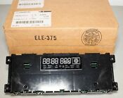 Electrolux 316560183 Oven Electronic Control Board Es530w6