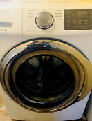Samsung Electric Dryer White