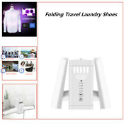1pc Electric Clothes Drying Rack Universal Dryer Hanger Folding Laundry Shoes