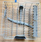 Bosch Dishwasher Shs5avf6uc Upper Rack Crockery Basket Assembly 00773748 773748