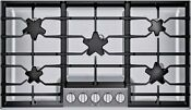 Thermador Sgsp365ts Masterpiece Series 36 Inch Natural Gas Cooktop