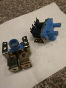 Commercial Washing Machine 220 240v 2 Way Water Inlet Valve 2 Available