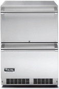 Viking 24 Stainless Steel Outdoor Refrigerator Drawers Vduo5240dss
