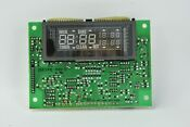 Genuine Ge Vintage Built In Oven Control Board Wb27x5465