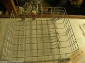 Frigidaire Dishwasher 154432604 Lower Rack Grey Used Part F S See Note