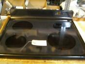 Ge Stove Wb62x5422 Rangetop Glass Used