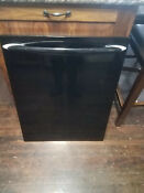 Maytag Dishwasher Front Cover Panel And Handle Model Mdb87749awb