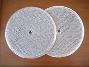 2 Two New 9 5 Kitchen Range Stove Oven Hood Aluminum Mesh Grease Filters